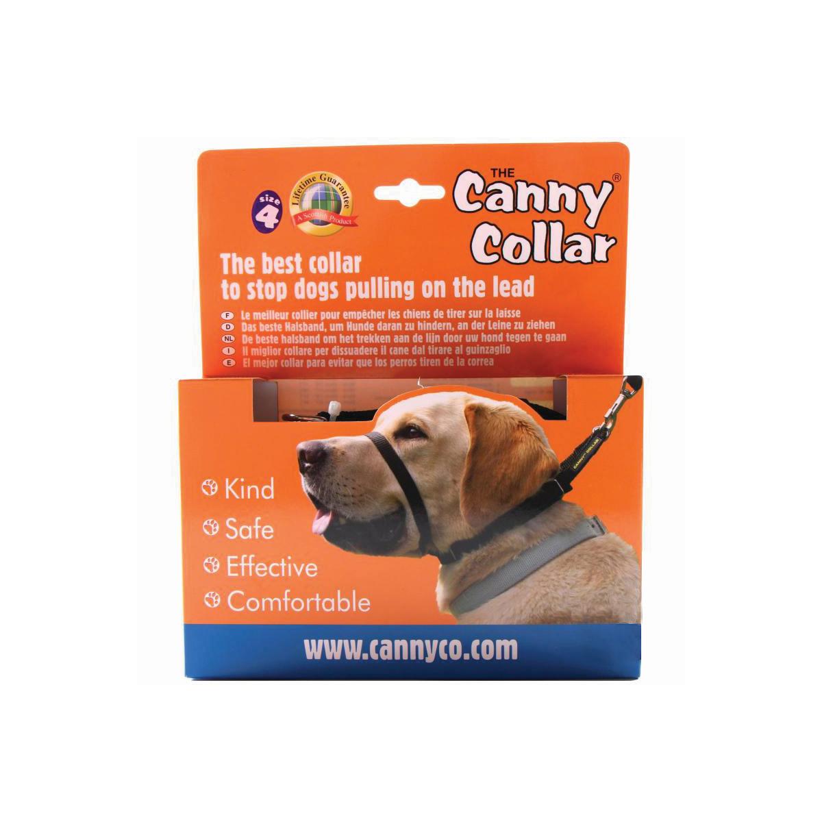 Canny - no.4 zwart