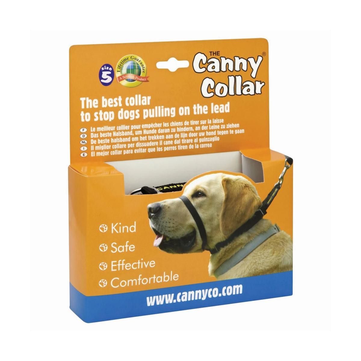Canny - no.5 zwart