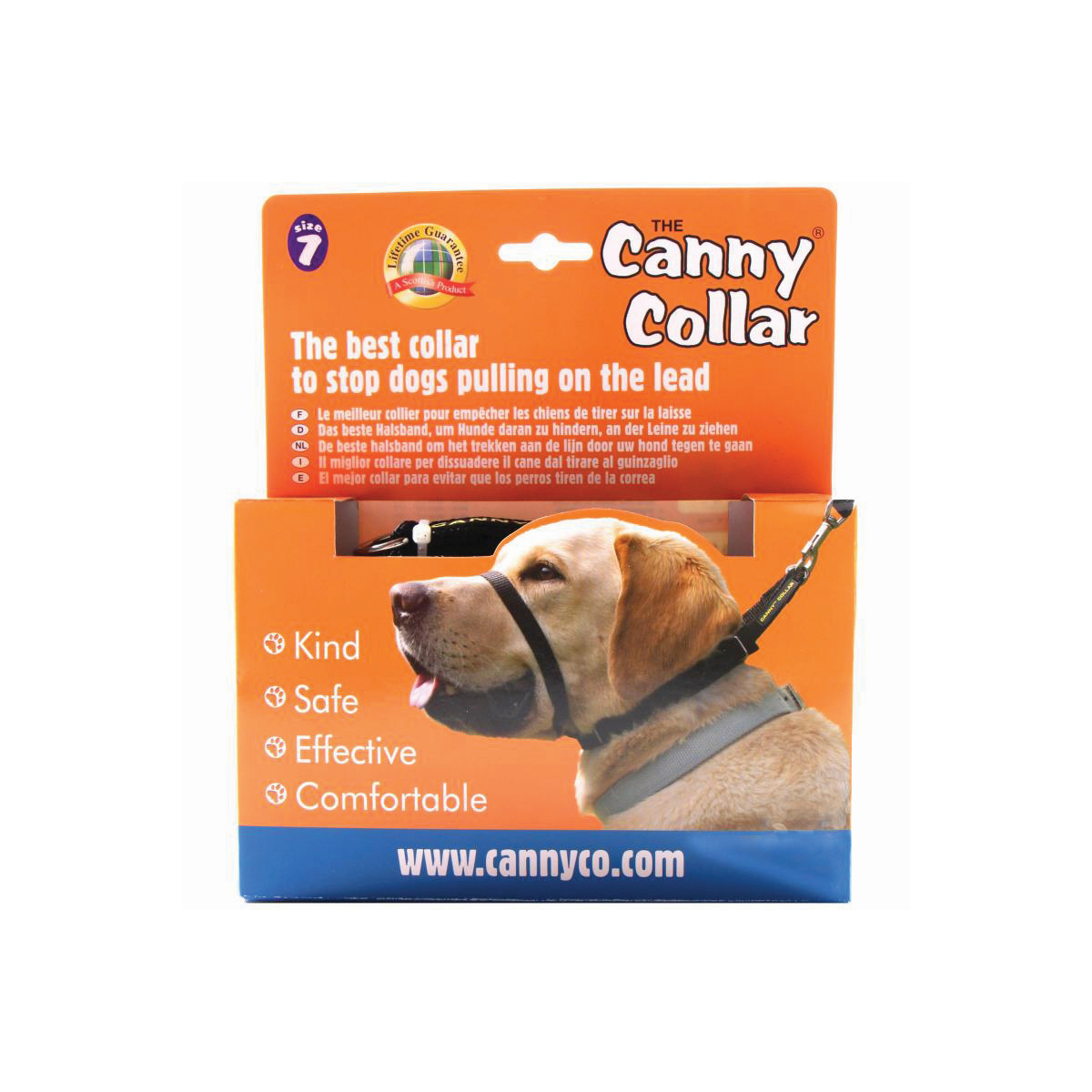 Canny - no.7 zwart