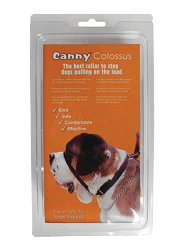 Canny - colossus zwart