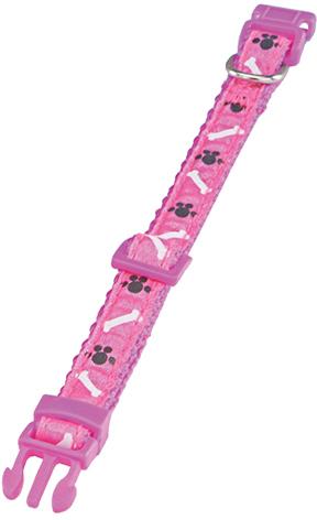Nobby - halsband mini lila