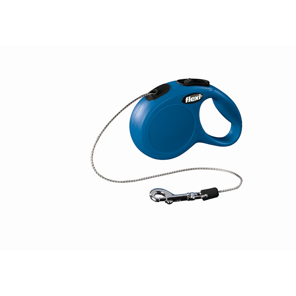 Flexi - new classic cord xs - 3 m blauw