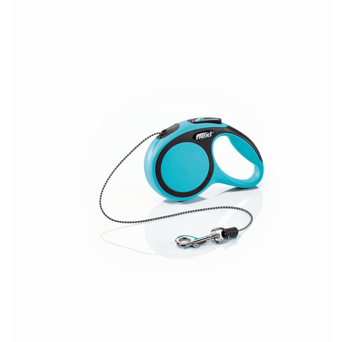 Flexi - new comfort cord xs - 3 m blauw