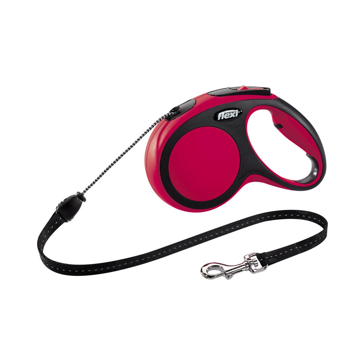 Productafbeelding voor 'Flexi - new comfort cord m - 5 m rood'