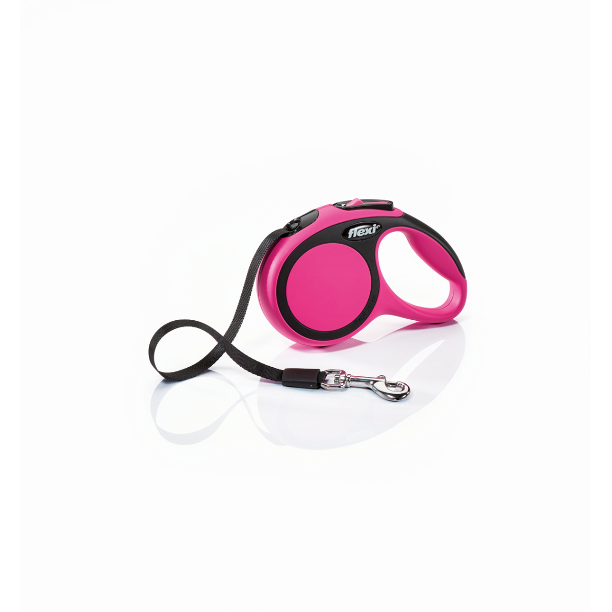 Flexi - new comfort tape xs - 3 m roze