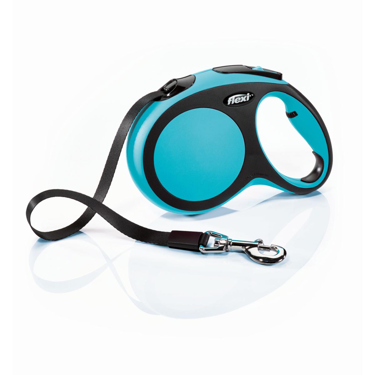 Flexi - new comfort tape l - 5 m blauw