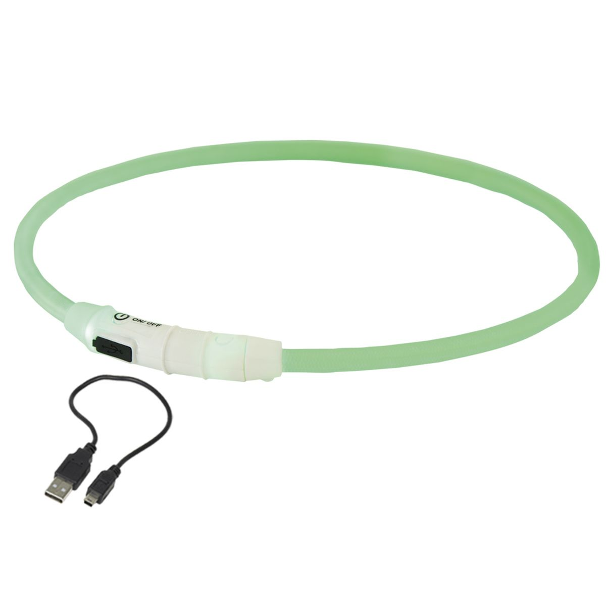 NB LED BAND VISIBLE GROEN L N 00001