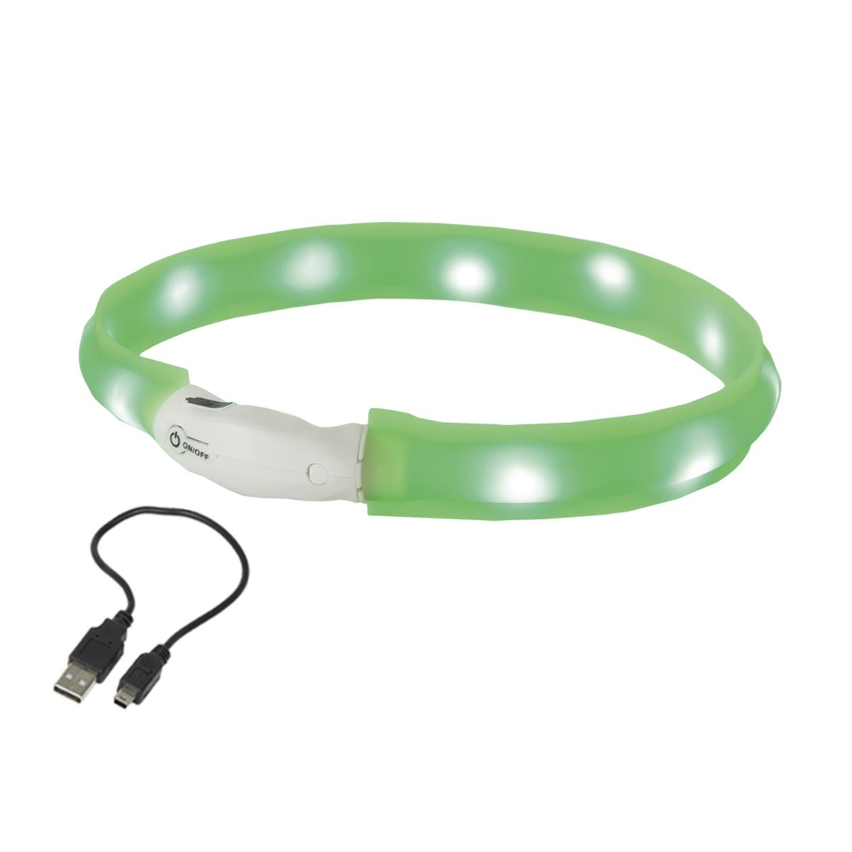 NB LED B.WIDE VISIBLE GROEN S N 00001
