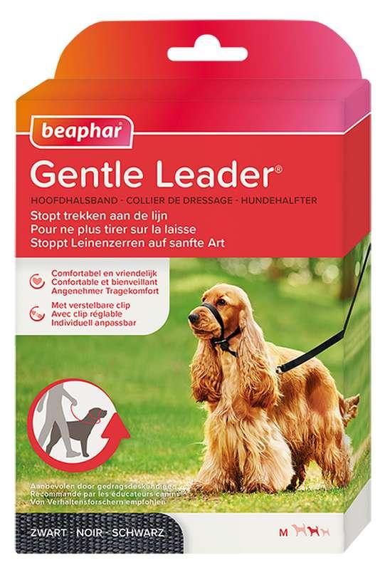 Productafbeelding voor 'Gentle leader - correctiehalsband zwart'