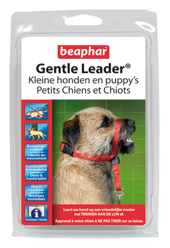 BEA GENTLE LEADER ROOD SMALL 00001