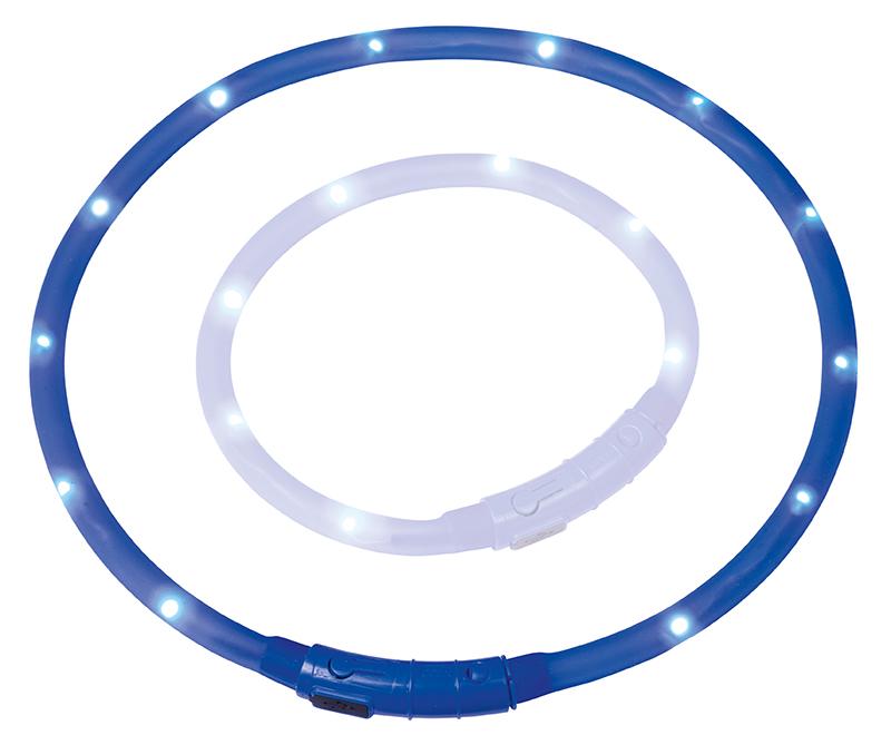 Nobby - starlight lichtkoord blauw