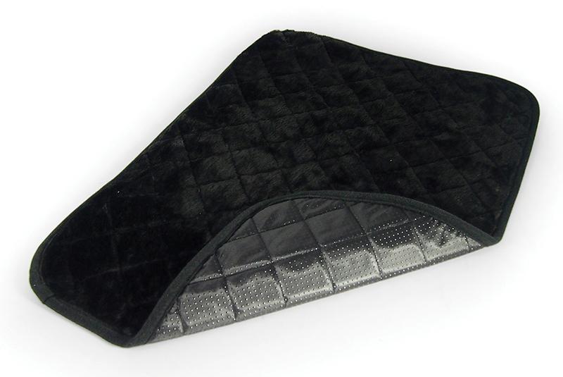 Nobby - benchkussen zwart