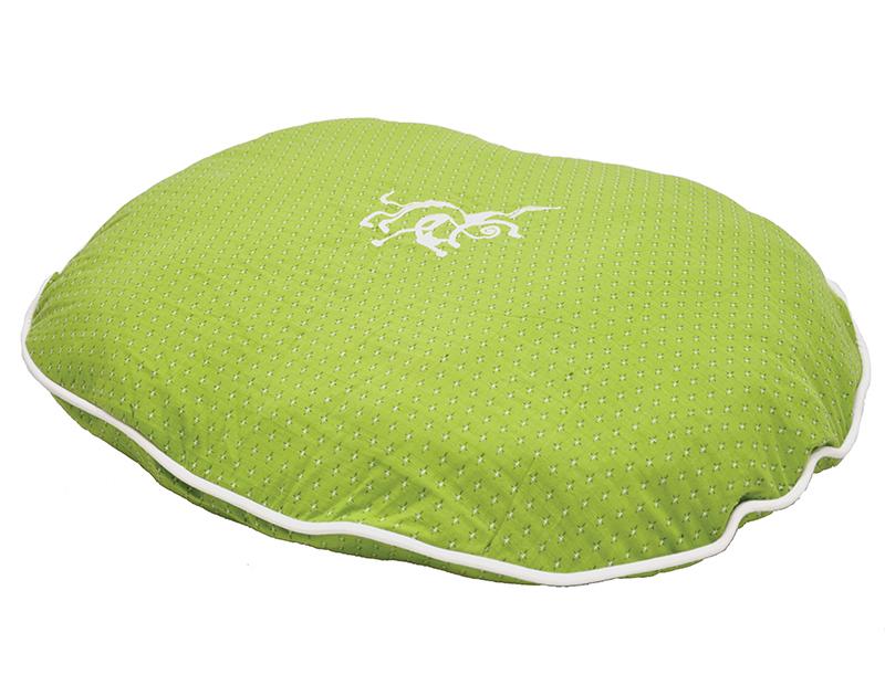 Nobby - kussen ovaal laura groen