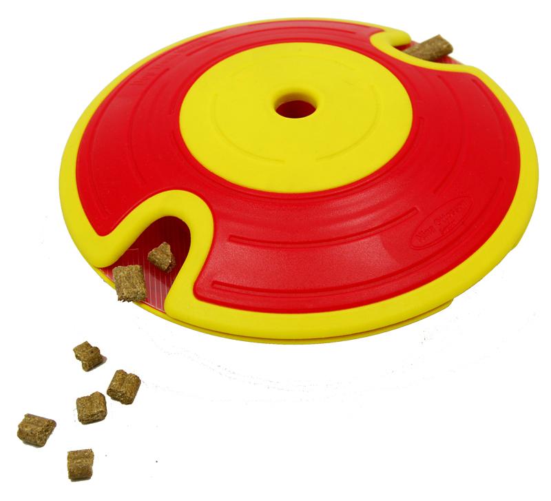 Productafbeelding voor 'Nina ottosson - dog treat maze rood'