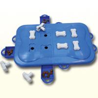 Productafbeelding voor 'Kunststof casino blauw'