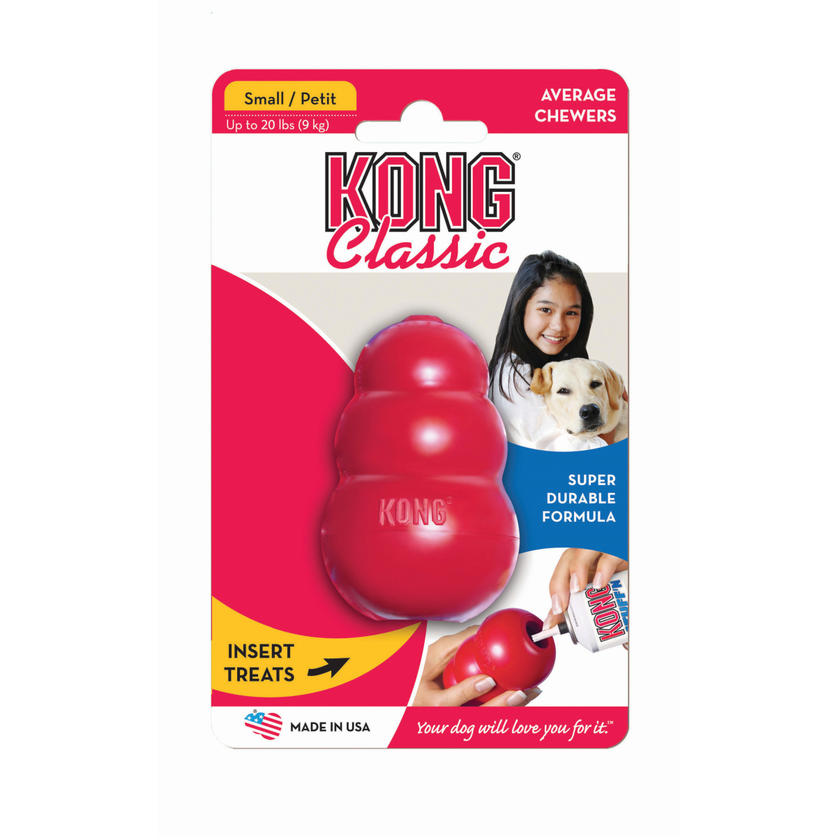 Productafbeelding voor 'KO CLASSIC ROOD SMALL 00001'