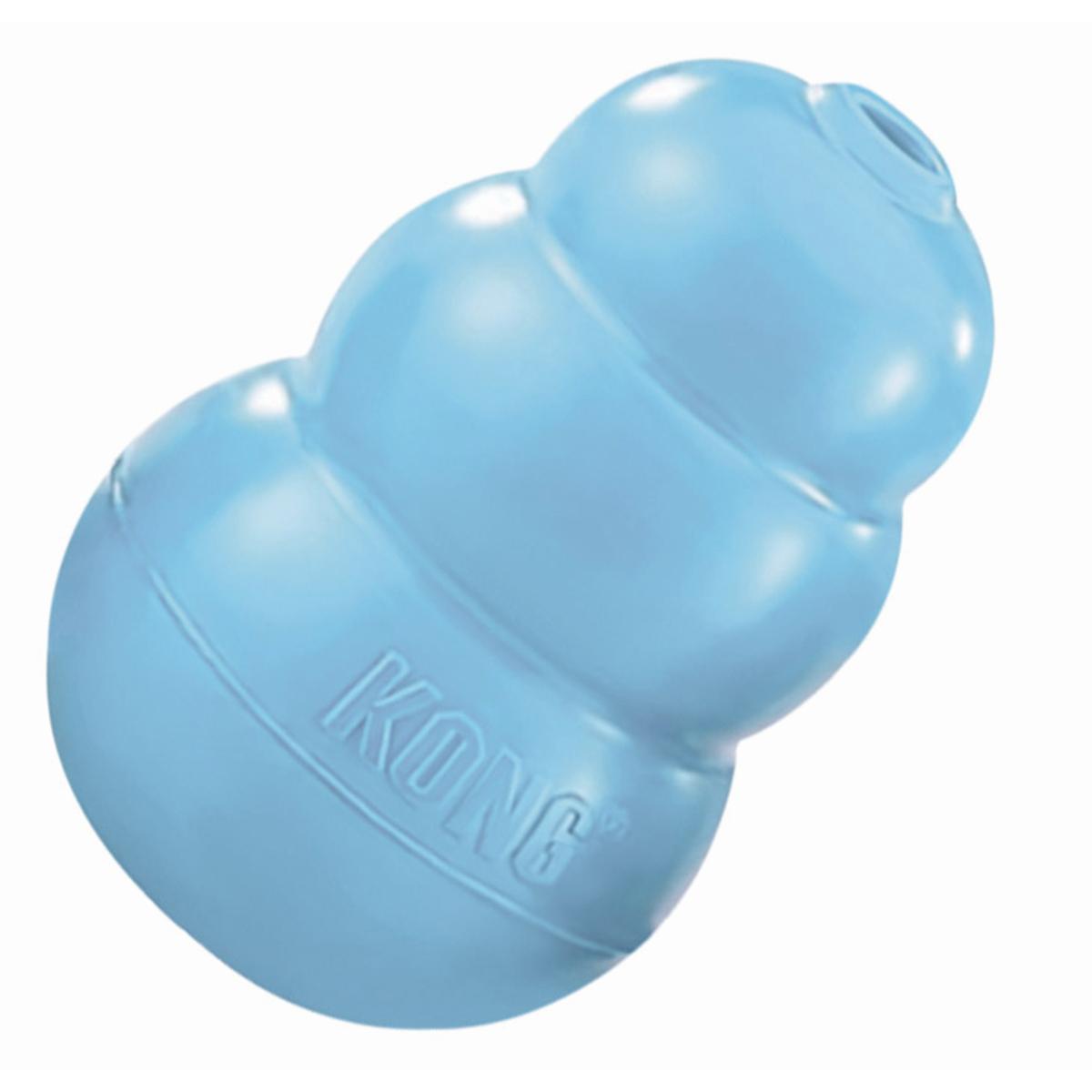 Kong - puppy kong blauw of roze