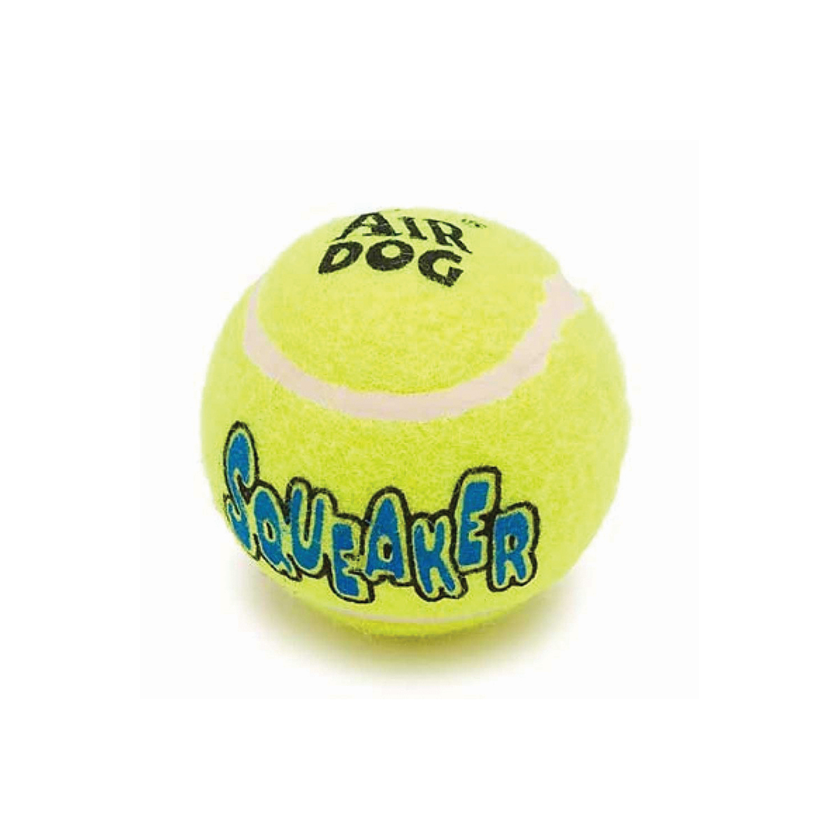 Kong - squeakair tennisbal geel 3 st