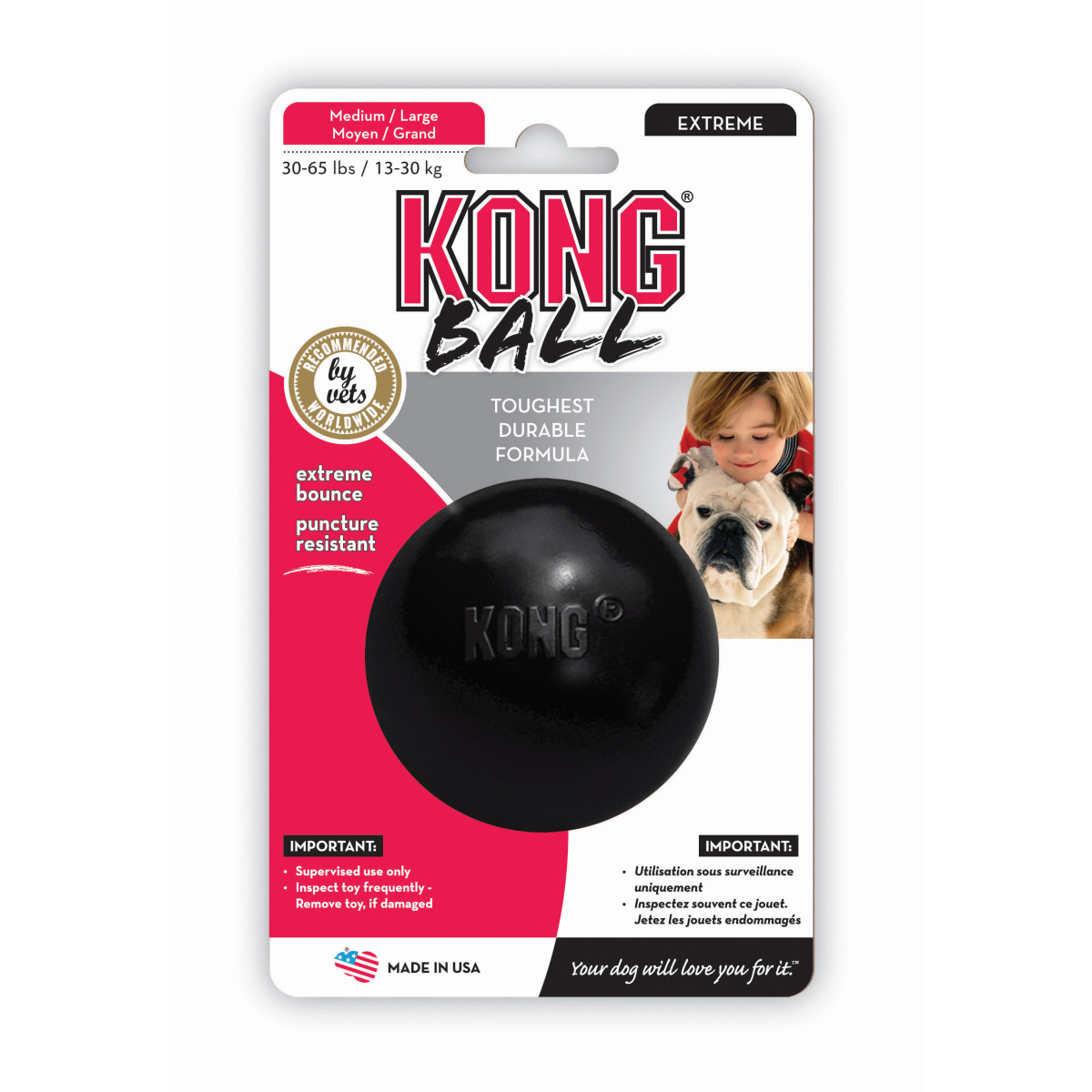 KO EXTREME BALL MED/LARGE 00001