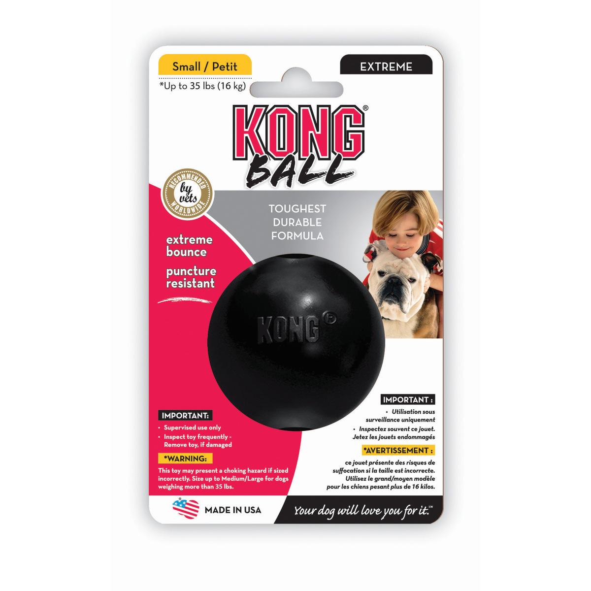 KO EXTREME BALL ZWART SMALL 00001