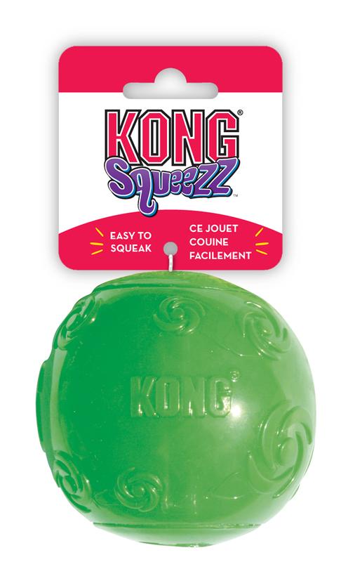 Kong - squeezz ball mix