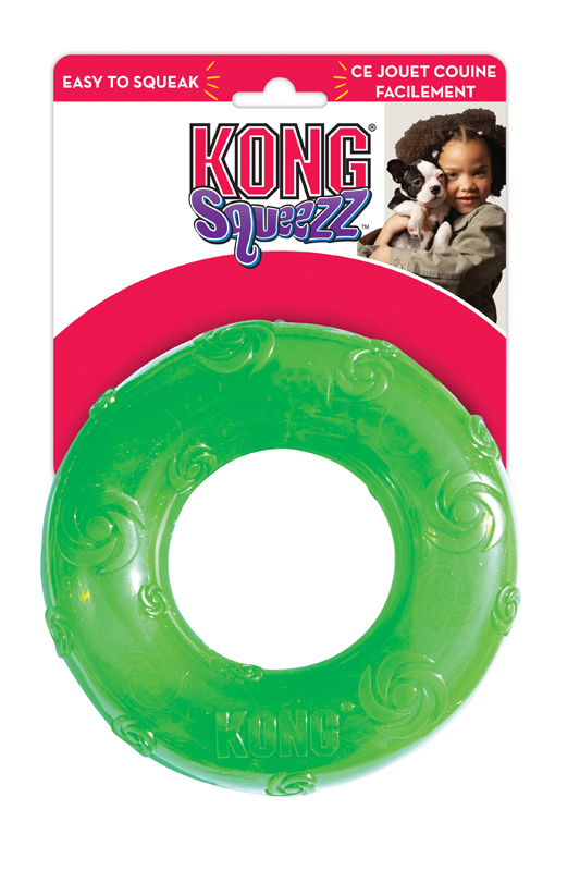 KONG SQUEEZZ RING LARGE J 00001