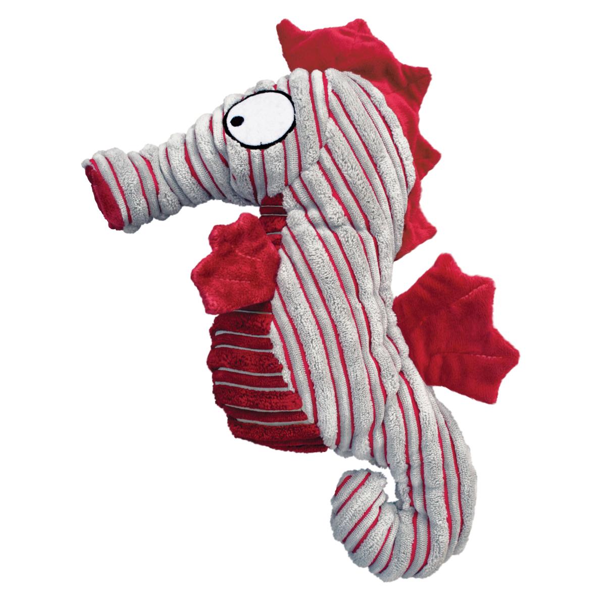 Kong - cuteseas seahorse rood/grijs