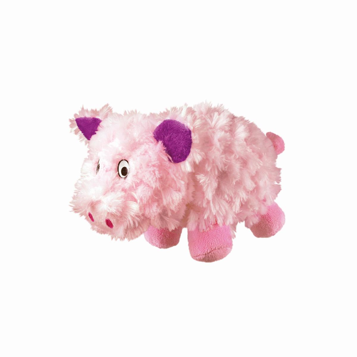 Kong - barnyard cruncheez pig roze