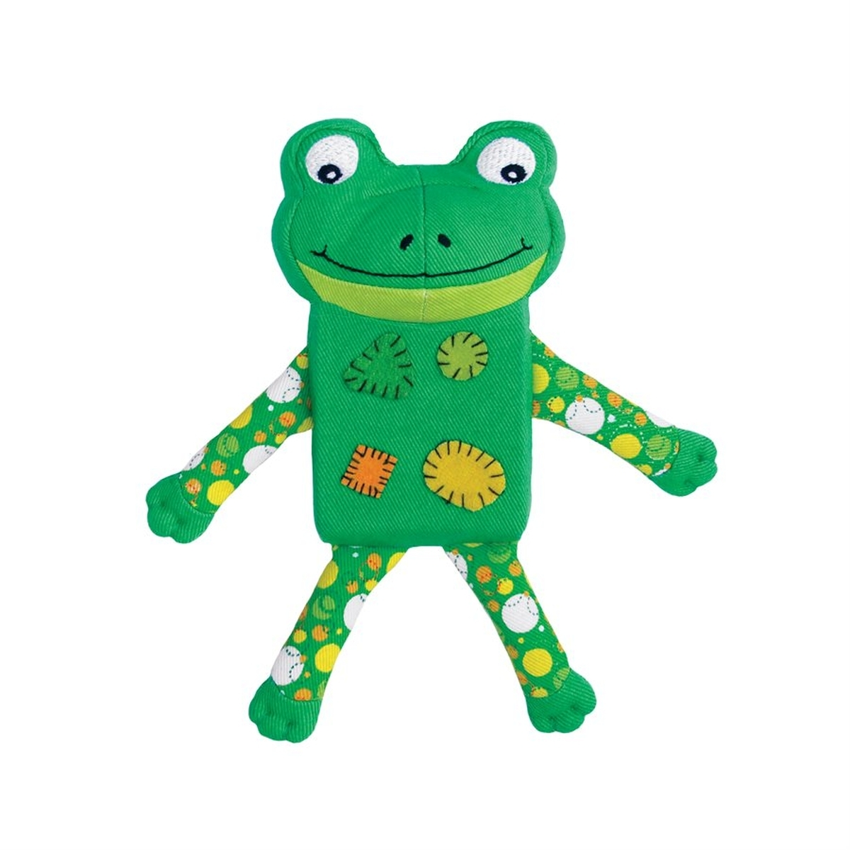 Zillowz frog green groen