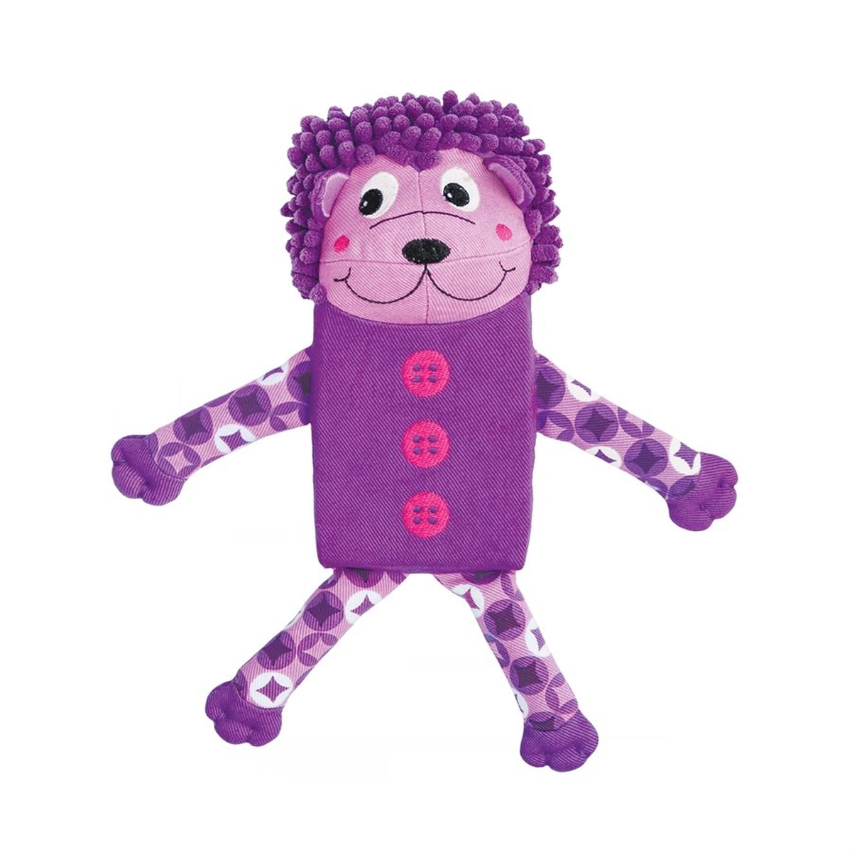Zillowz hedgehog purple paars