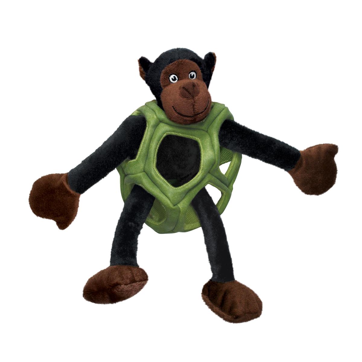 Puzzlement monkey zwart/groen