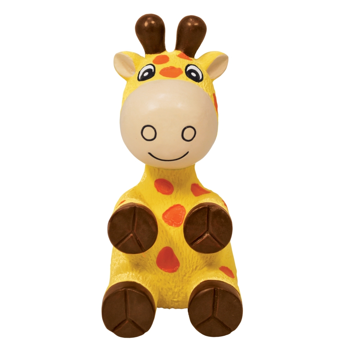 Wiggi giraffe geel