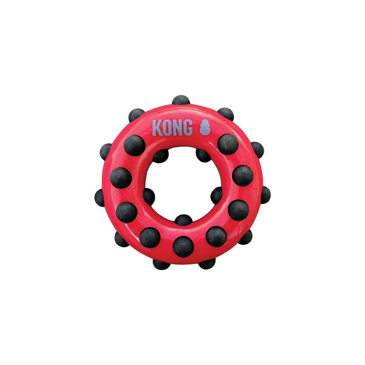 Dotz circle rood/zwart