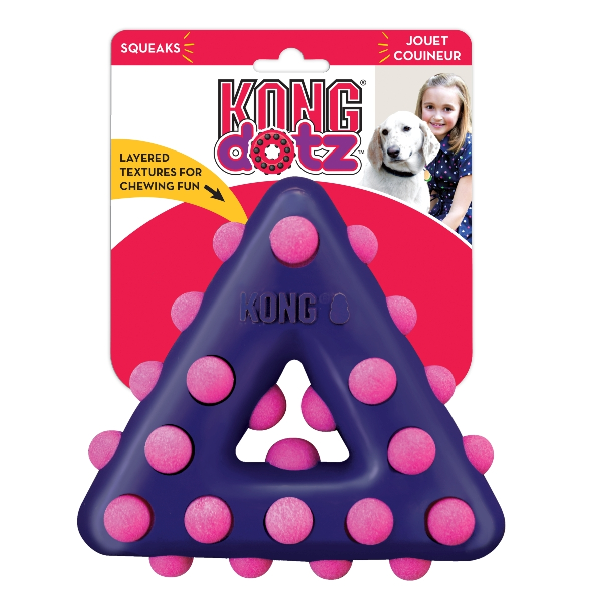 KO DOTZ TRIANGLE SMALL 00001