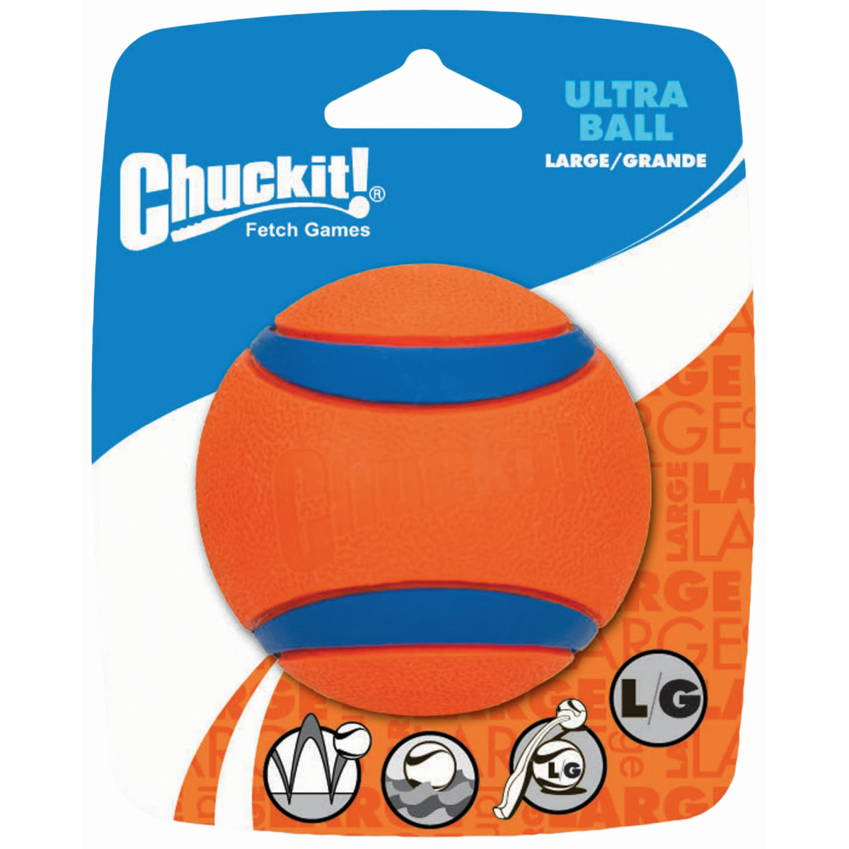CI ULTRA BALL LARGE 1-PACK 00001