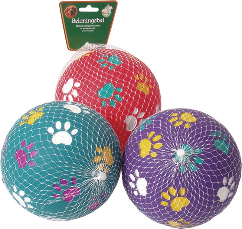 Productafbeelding voor 'Beloningsbal meerkleurig'