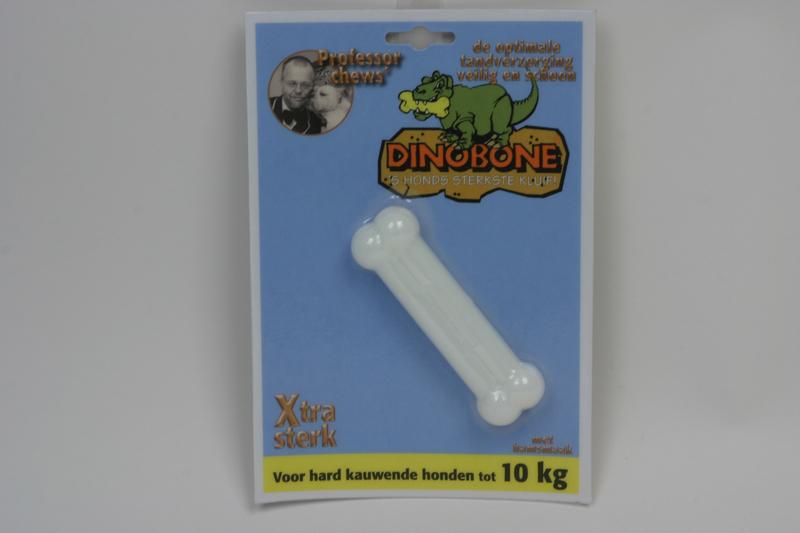 Productafbeelding voor 'Nylabone - dinobone kluif wit'