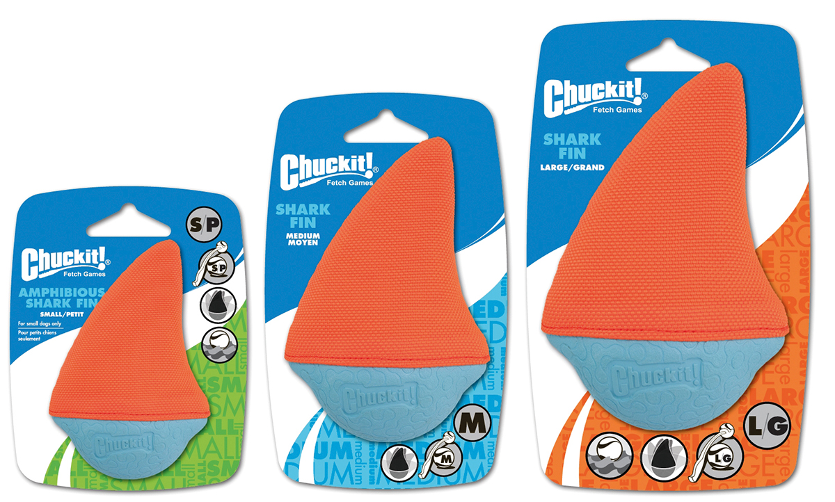 CI AMPHIBIOUS SHARK FIN SMALL 00001