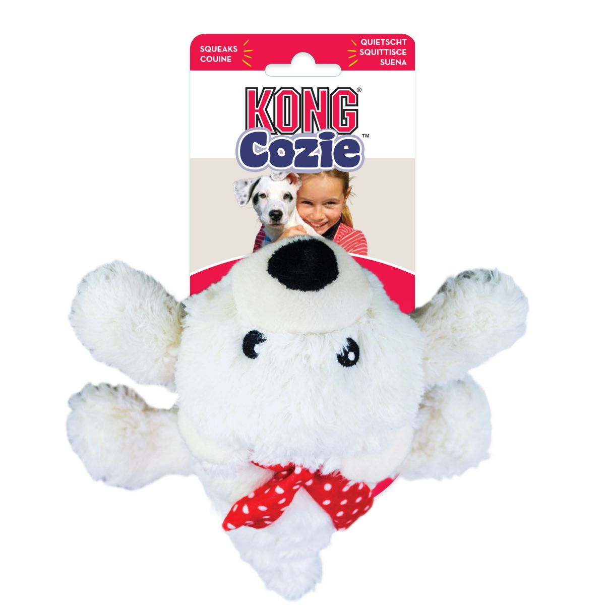 KO HOLIDAY COIZE POLAR BEAR M 00001