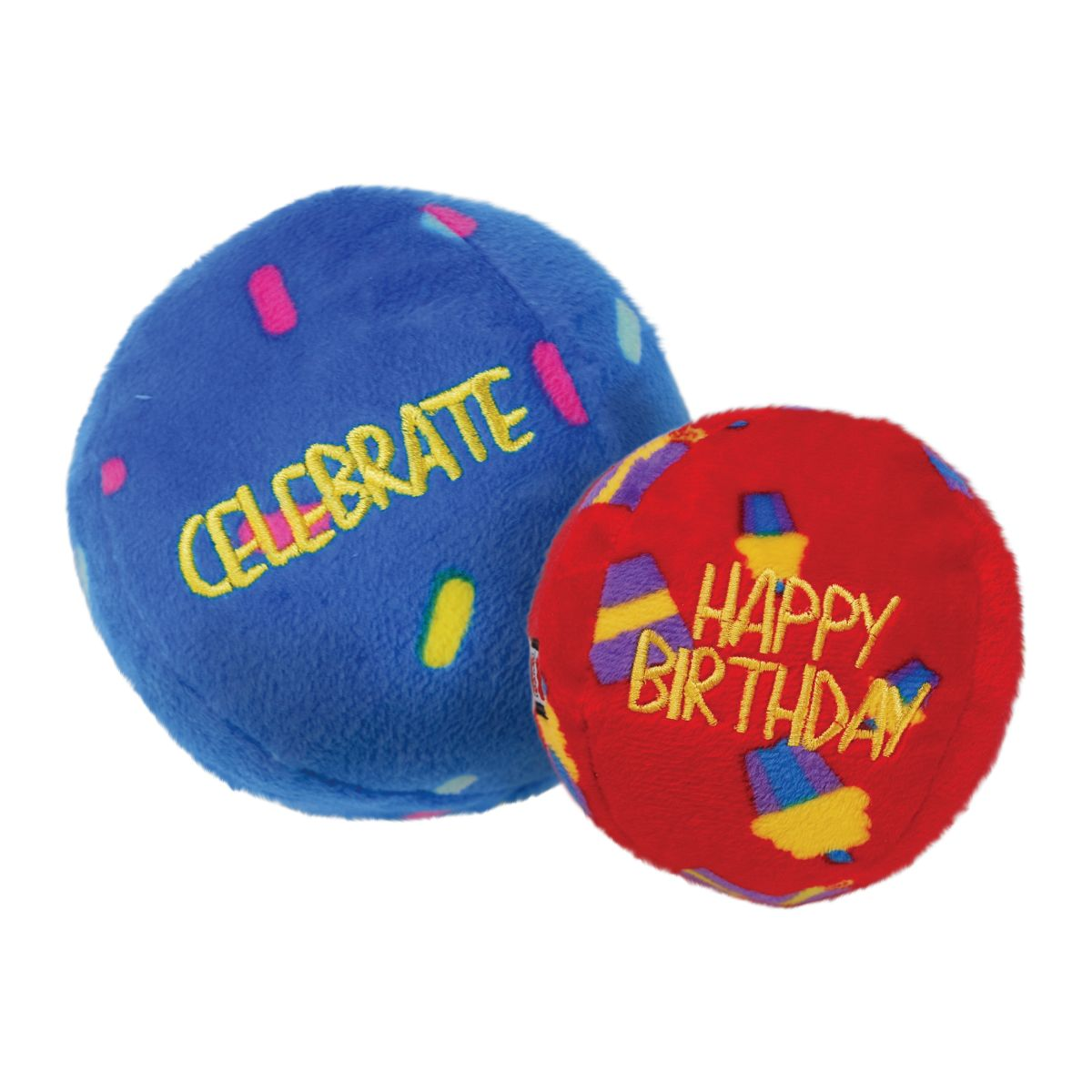 KO OCC.BIRTHDAY BALLS 2-PACK M N 00001