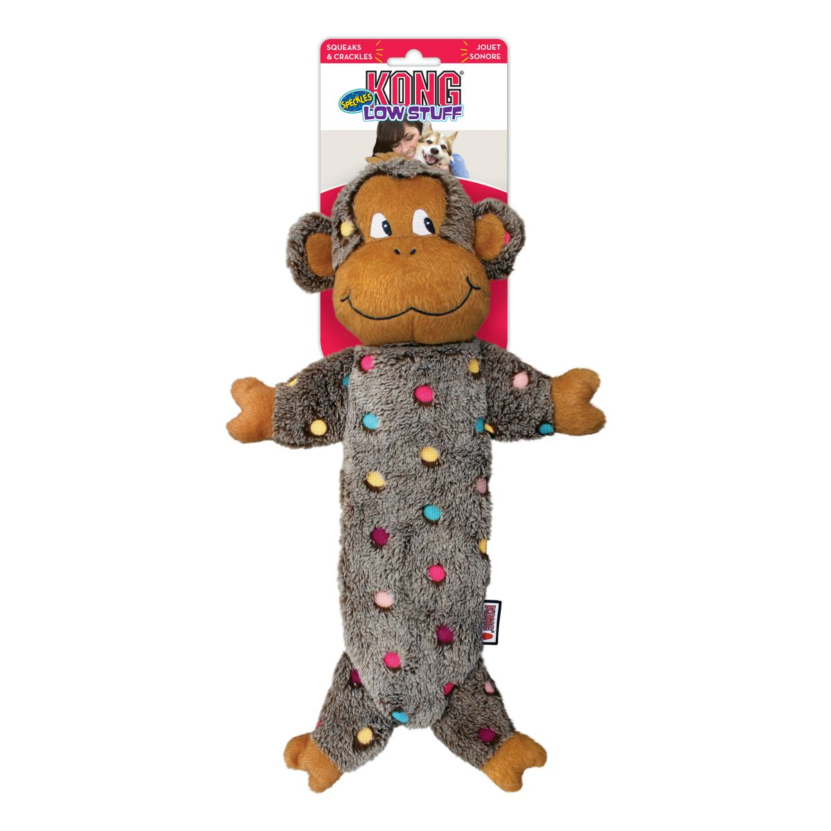 KO LOW STUFF SPECKLES MONKEY L N 00001