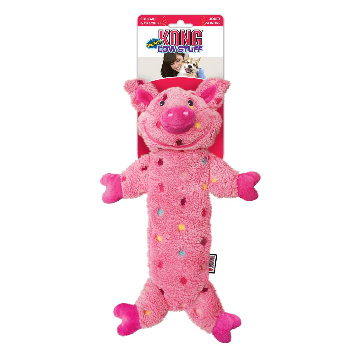 KO LOW STUFF SPECKLES PIG L N 00001