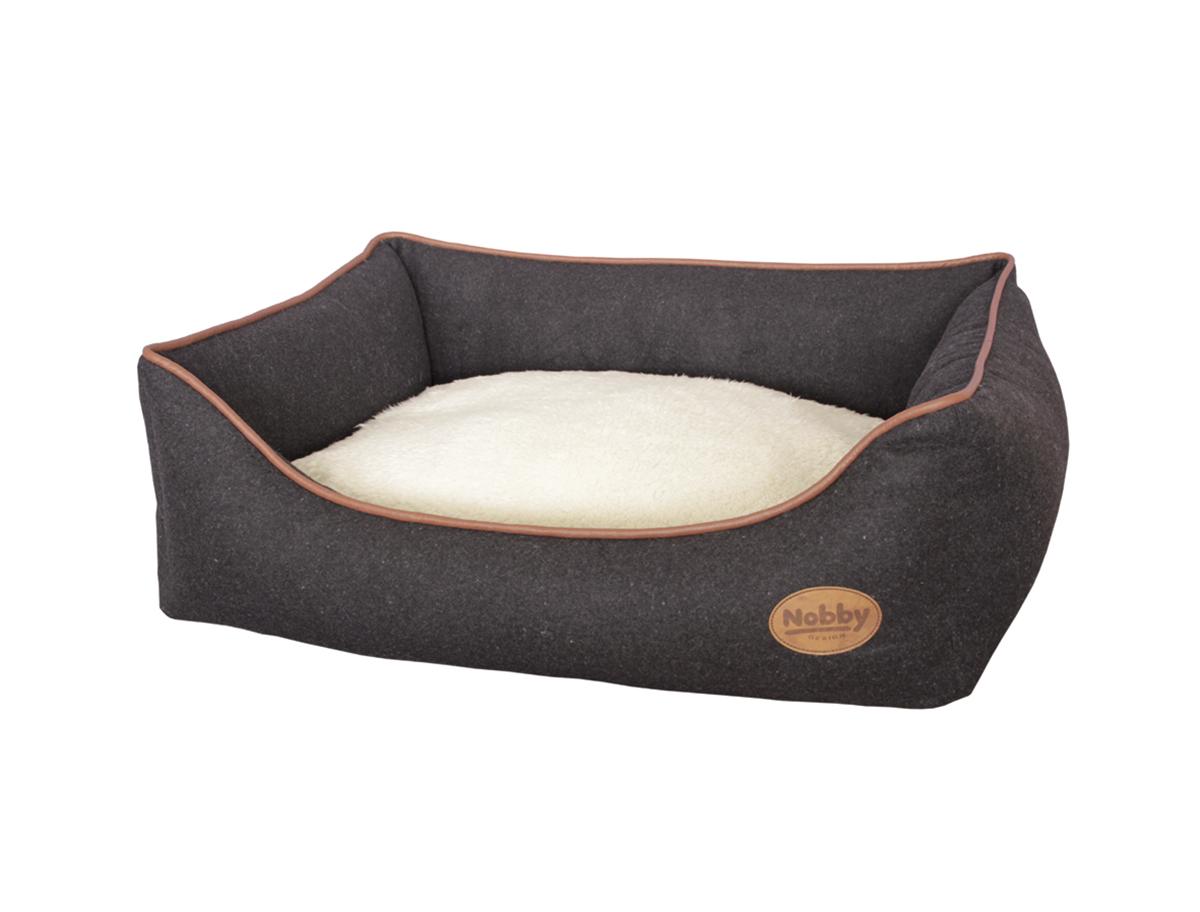 Comfortbed gero donkergrijs