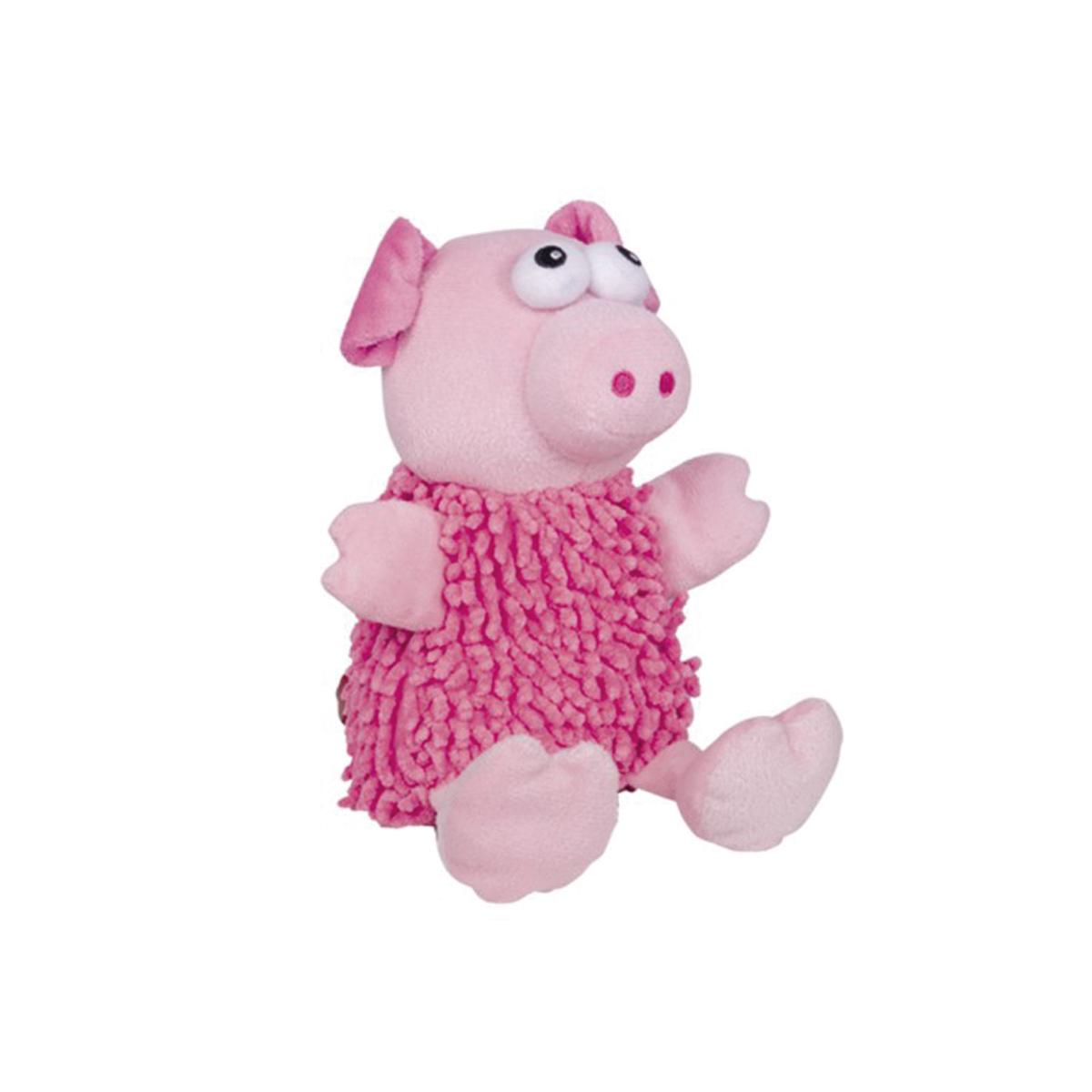 Moppy pluche varken roze