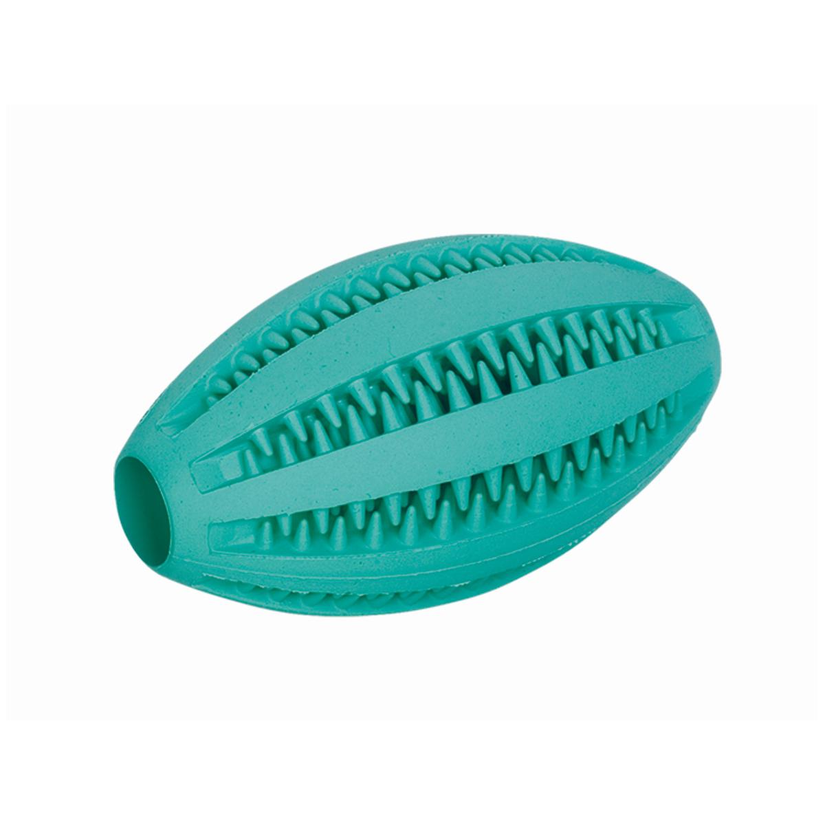 Dental fun rugby bal groen