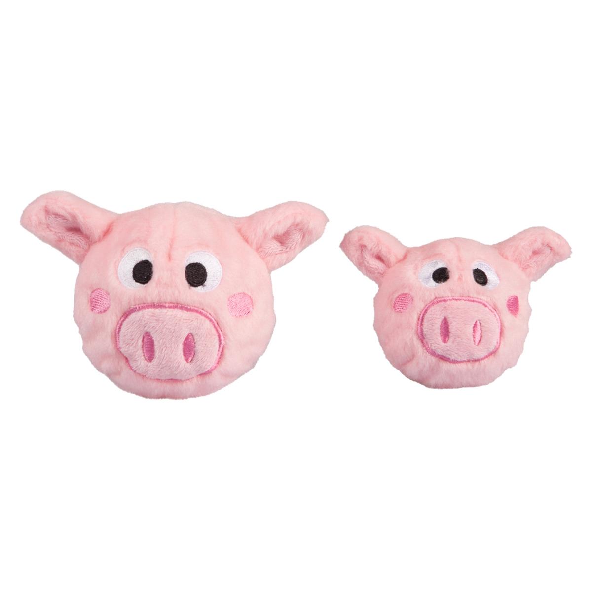 Pig faball roze