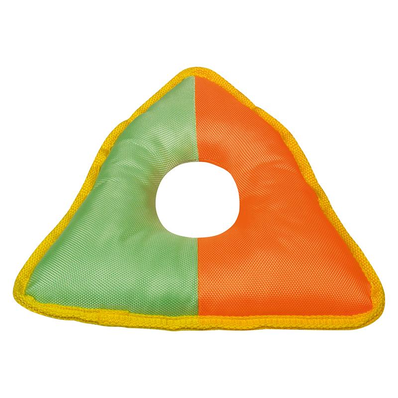 Triangel drijvend groen
