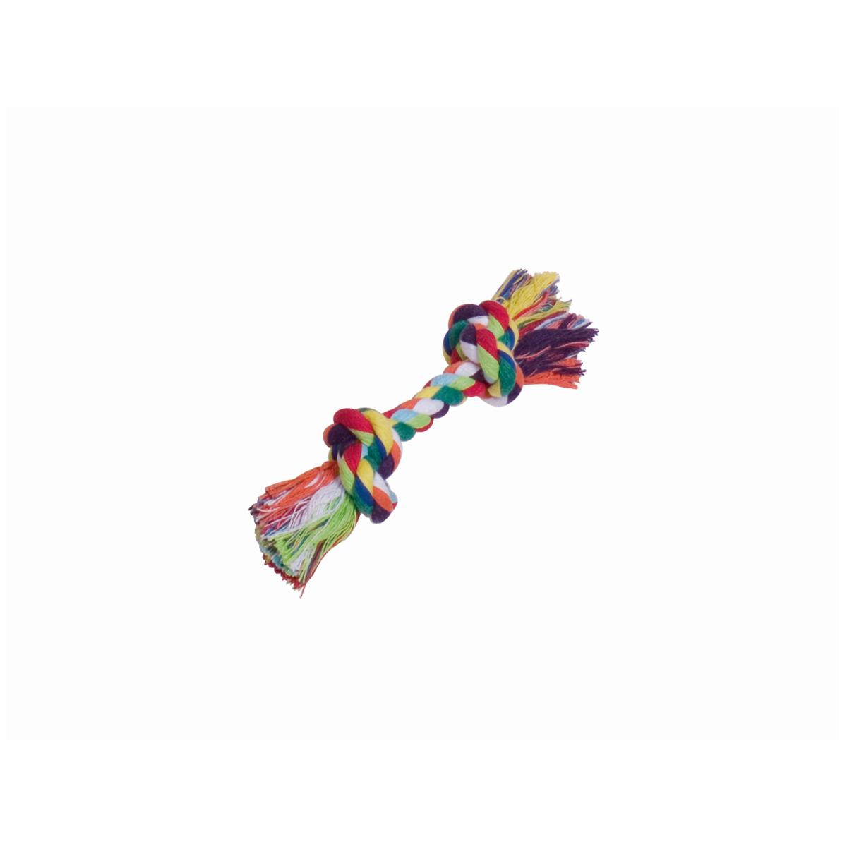 Nobby - flostouw regenboog 50 gr