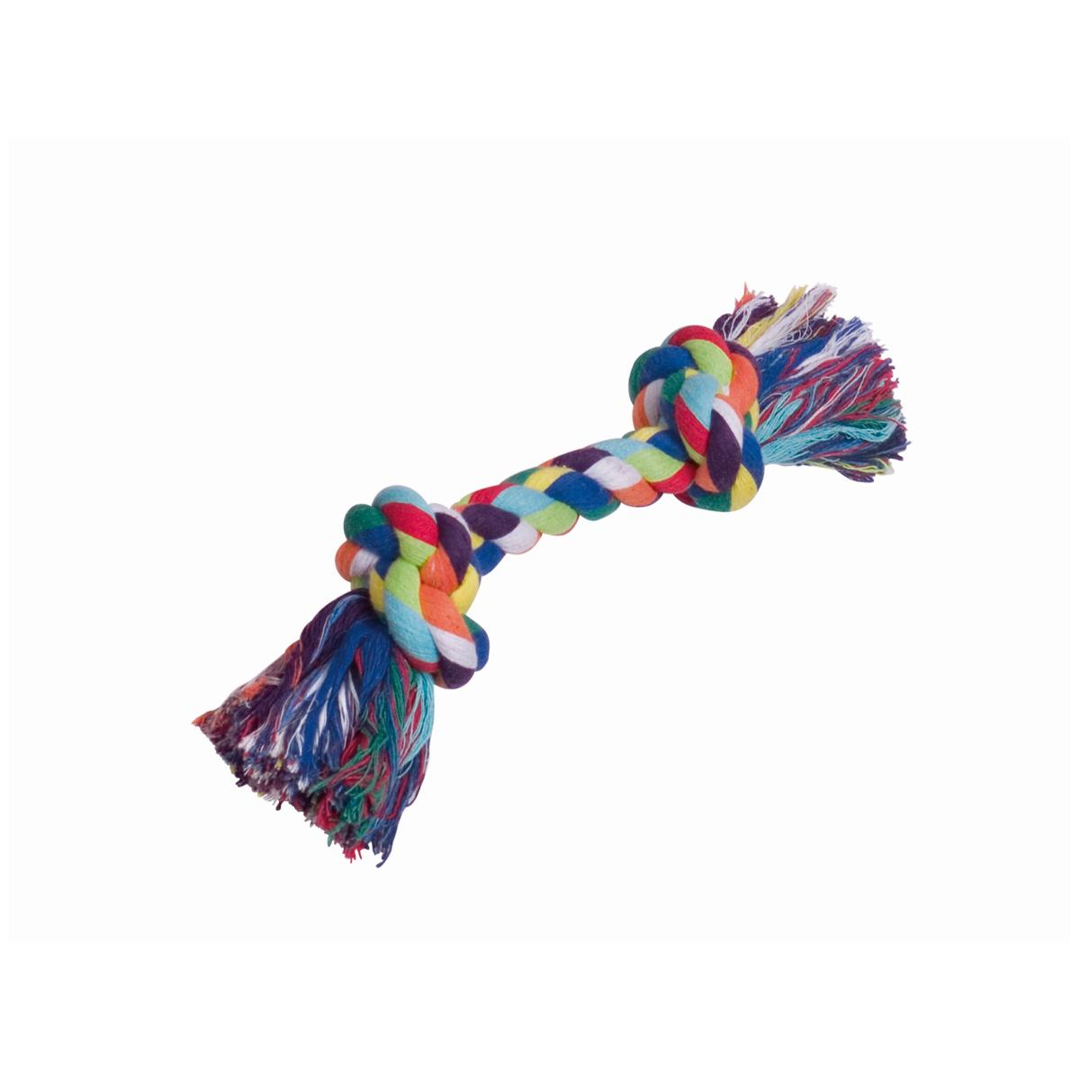 Nobby - flostouw regenboog 180 gr