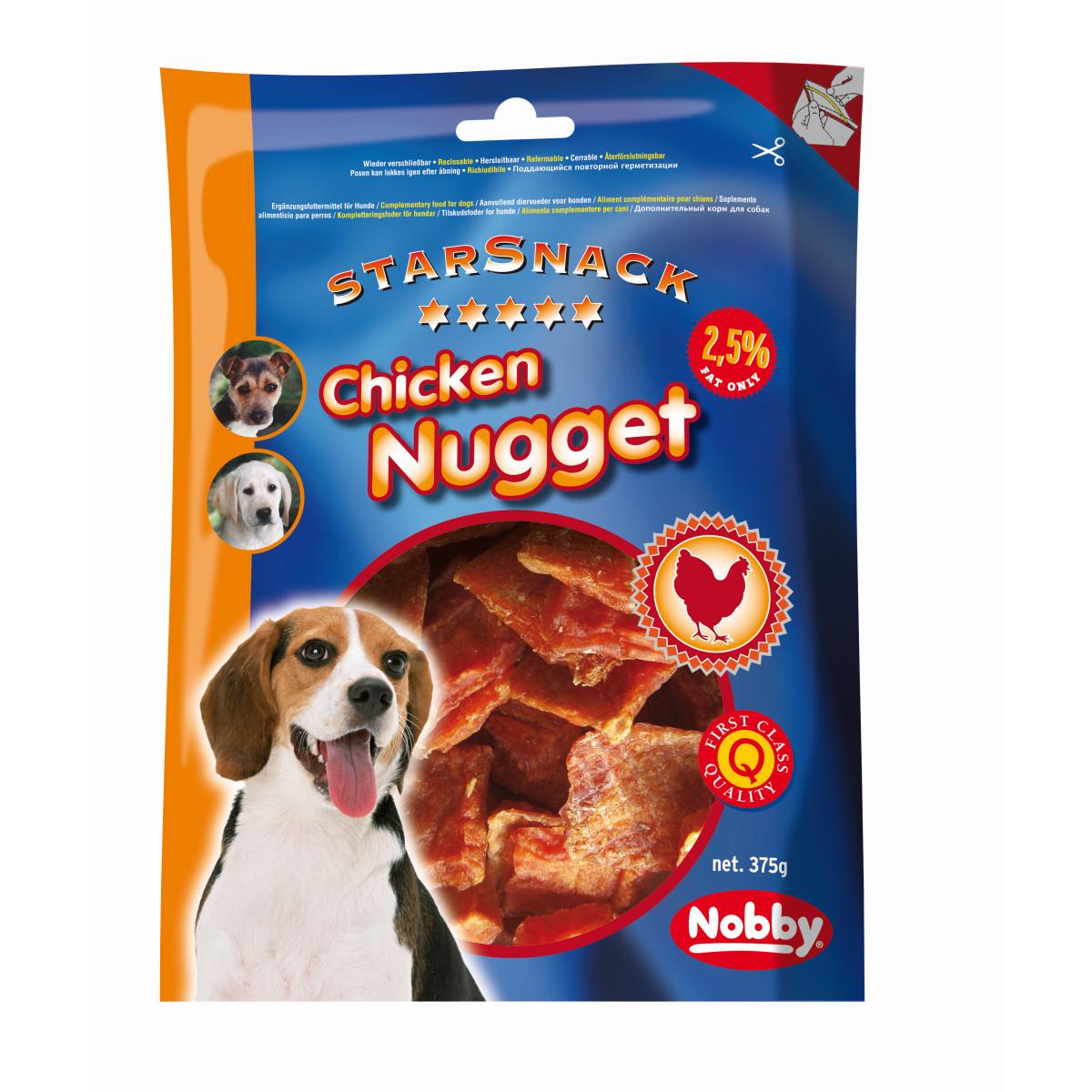 Chicken nugget 375 gr